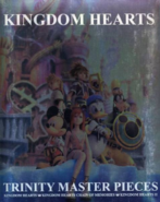 Kingdom Hearts Trinity Master Pieces Cover
