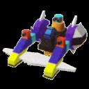 Model Falcon LV6