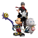 Kingdom Hearts Main Page right