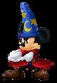 Mickey (Sorcier) DDD