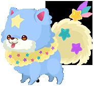 Blue Pupstar (Spirit) KHUX
