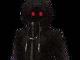 Cauchemar Anti Manteau Noir