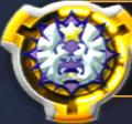 Médaille Gummi KH2 26