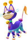Necho Cat (Spirit) KH3D