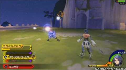 Kingdom Hearts Birth by Sleep - Proud - JPN - Part 03 - Tutorials 2 2