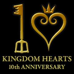 1º logo del 10 aniversario de la saga