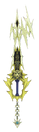 Gula's Keyblade (Art)