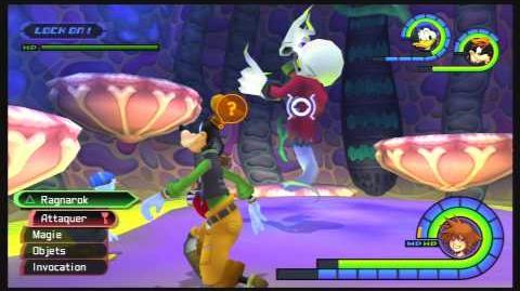Kingdom Hearts -HD 1.5 ReMIX- Combat contre Grand Spectre