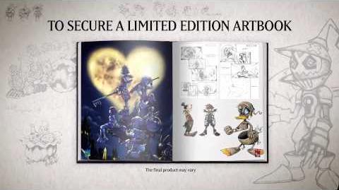 MrMaru215/Artbook Kingdom Hearts