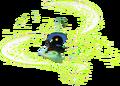Boléro verdâtre KHIII