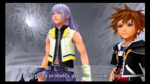 Guía de Kingdom Hearts II/Xemnas (Boss)
