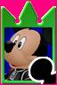 Mickey Naipe Halloween