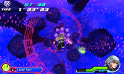 Dive Mode Symphony of Sorcery (Screenshot) KH3D