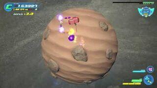 Kingdom Hearts III Expert Combat contre les Vers de comète