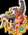 Mowgli & Friends (Médaille)