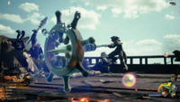 KHIII Trailer POTC Keyblade High Wind