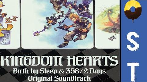 KINGDOM HEARTS Birth by Sleep & 358 2 Days - Original Soundtrack