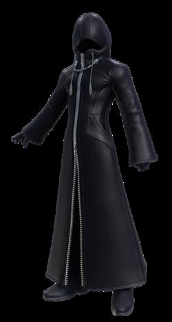 Mysterious Figure KHIII