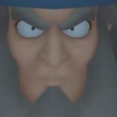 Yen Sid en el trailer de <a href=