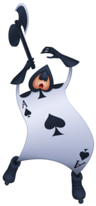 Card of Spades KHREC