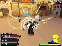 Gameplay (Luxord) KHD