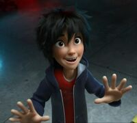 Hiro en Big Hero 6