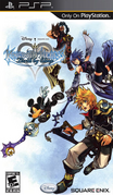 Kingdom Hearts Birth by Sleep Boxart NA