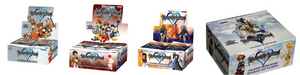 Kingdom Hearts Trading Card Game Sets EEUU