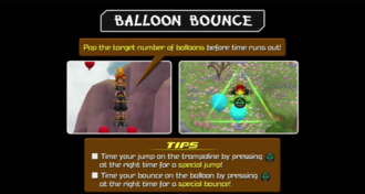 Balloon Bounce Instructions KHII