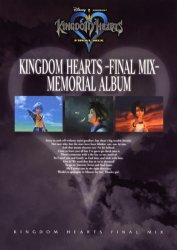 Kingdom Hearts -Final Mix- Memorial Album