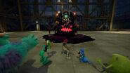 Sora & Friends v The Lump of Horror
