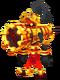 Gold Hammer Frame KHUX