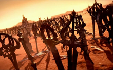 Keyblades de la Nécropole