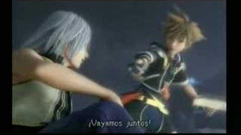 Final de Kingdom Hearts 2