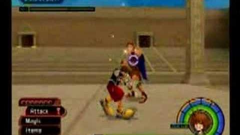 Hercules - Hercules Cup Kingdom Hearts