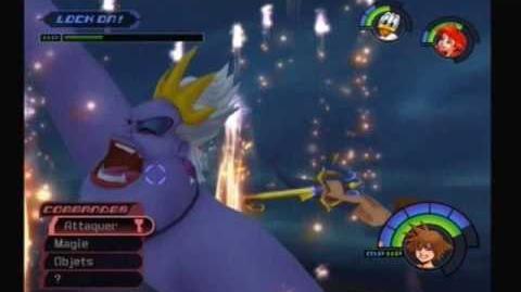 KH Ursula géante-Combat