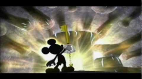 Kingdom Hearts Re Chain Of Memories Opening