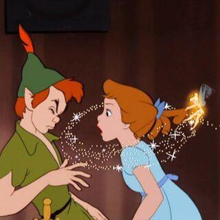 Peter Pan y <a href=