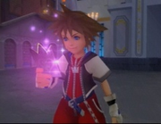 Sora with a card RECoM