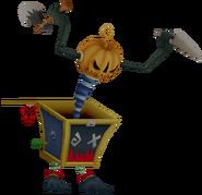 Toy Soldier FM Pumpkin Form