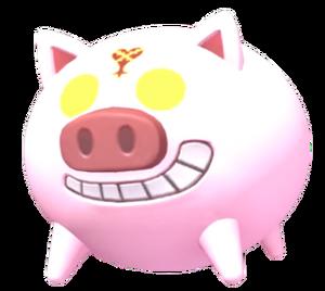 Bouncy Pets (Pig) KHIII