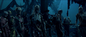 Undead Pirate - Pirates of the Caribbean (2003)