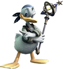 Donald (Pirates of the Caribbean) KHIII