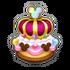 Gâteau royal DDD