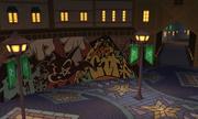 Traverse Town Fountain Plaza KH3D