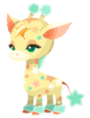 Yellow Giraffestar (Spirit) KHUX