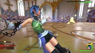 Kingdom Hearts III Expert Combat contre Vanitas