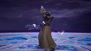 Kingdom Hearts III Re Mind Combat contre Terra-Xehanort (Limitcut)