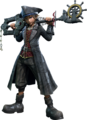 Sora (Pirate) KHIII