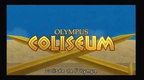 KH Colisée de l'Olympe-Logo